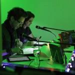 Sprechen: MONA & KRIS Aufnahme aus dem Jahr 2012. Foto: Frank Motyka