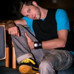 Fotoshooting: KRIS Aufnahme aus dem Jahr 2013. Foto: Frank Motyka