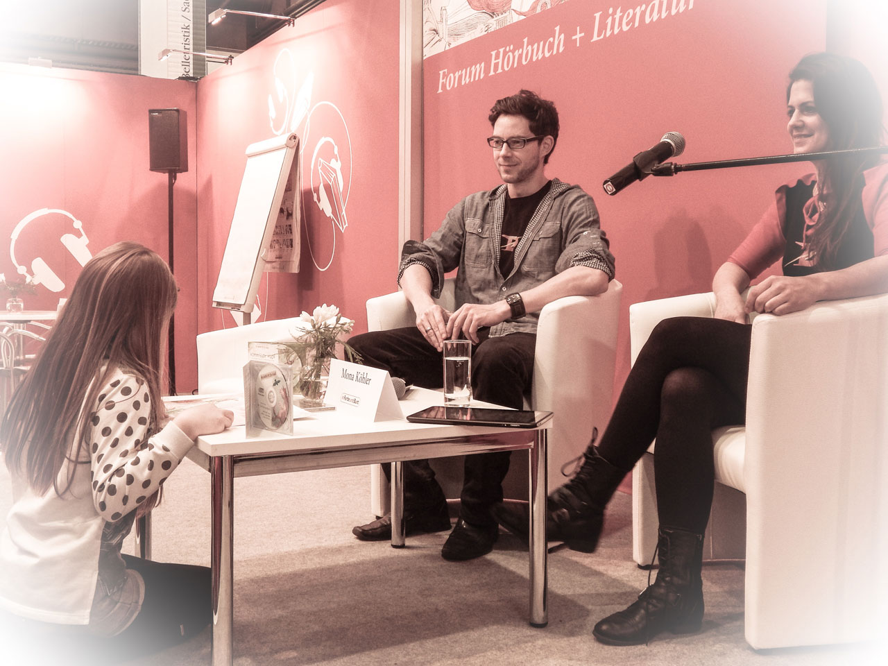 Lesung: Leipziger Buchmesse