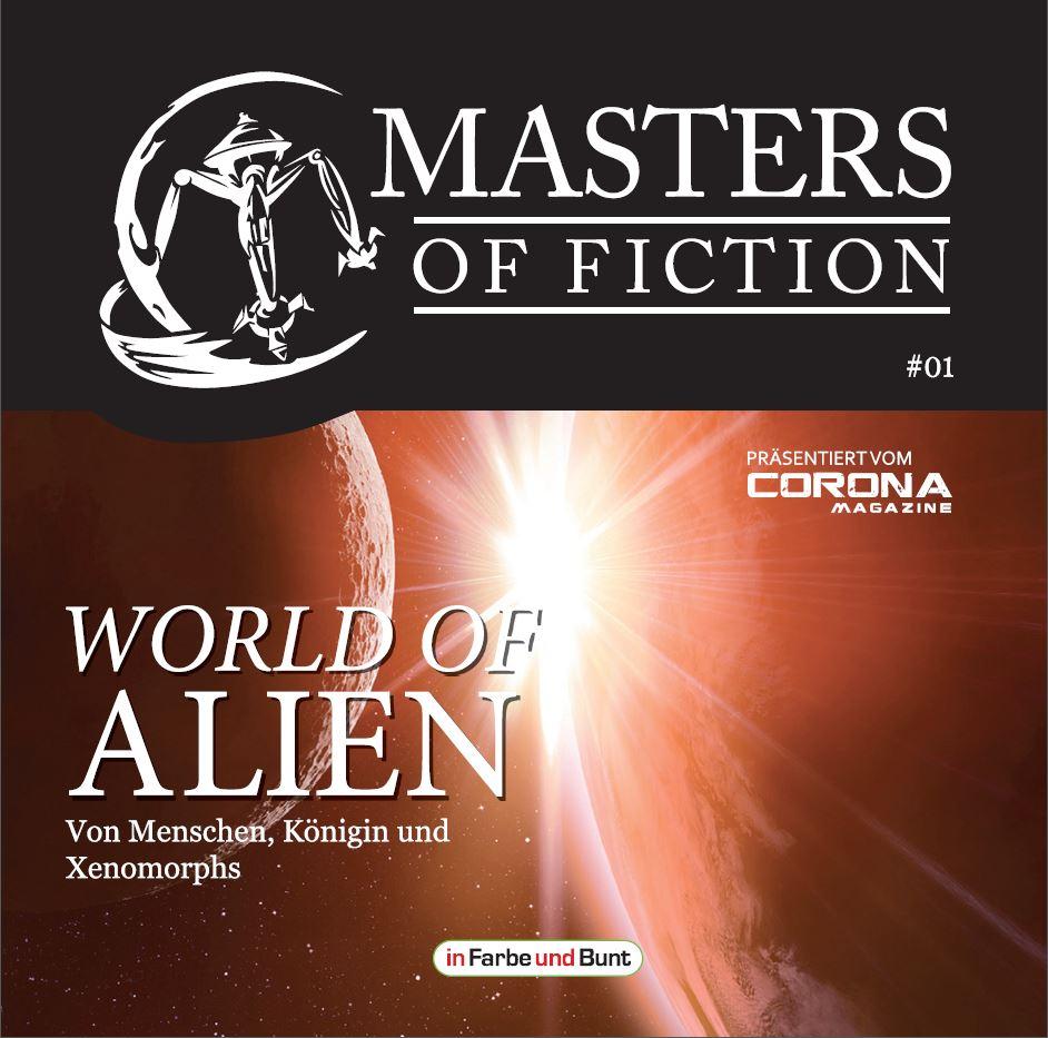 Audio: MoF 1 – World of Alien