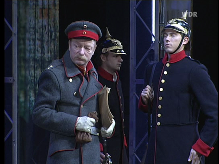 Bühne: Hauptmann v. Köpenick