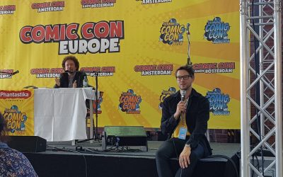 Moderation: Phantastika powered by German Comic Con