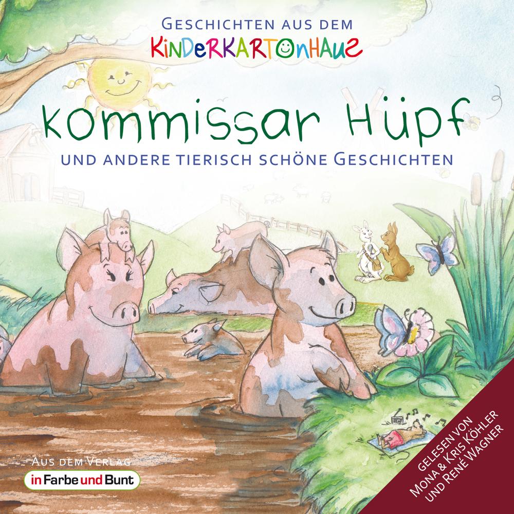 Audio: Kommissar Hüpf