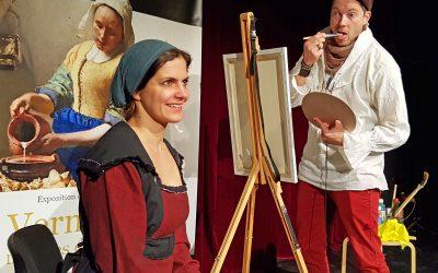 Bühne: Mach's noch einmal, Mona Lisa