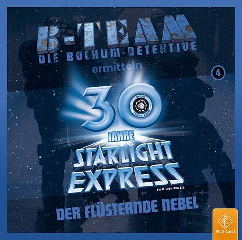 Audio: B-Team – Folge 04 – Der flüsternde Nebel