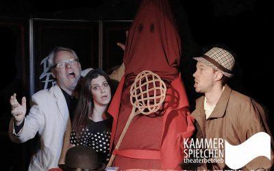 Bühne: Edgar Wallace – Der Mönch mit der Klatsche