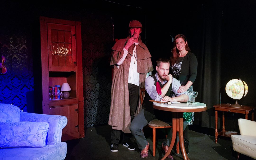 Bühne: Sherlock Holmes – Murder and Moor
