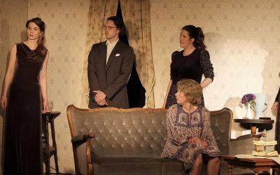 Bühne: Miss Marple ermittelt: Scherz beiseite